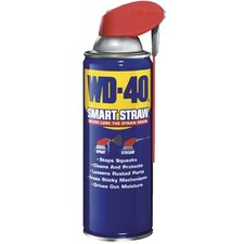 WD-40® Smart Straw Lubricants - 8 oz wd-40 lubricant smart straw