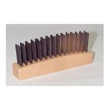 "Hammer Refill With 4 5/8"" X 7/8"" Block And 3 X 15 Rows 1 1/8"" Trim 0.012 Steel Fill"