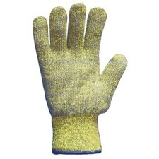 Large Whizard® METALGUARD® Para-aramid synthetic fiber®, Stainless Steel And Polyester Cut Resistant Gloves With Terrycloth With Reinforcement