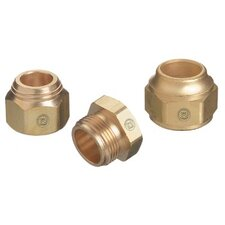 Torch Tip Nut Replacements - we tn3-1 tip nut