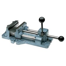 "Cam Action Drill Press Vises - 1206 6"" cam action drillpress vise quick actin"
