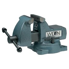 "Wilton Mechanics' Vises - 744 4"" mechanic's visew/swivel ba"