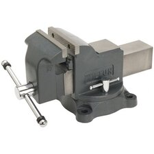 "BAS1033Wilton Shop Vises - ws5 5"" swivel shop vise"
