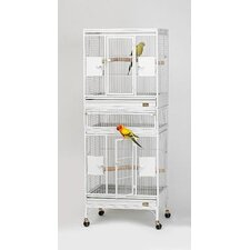 Multi Vista Bird Cage
