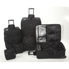 6 Piece Luggage Set