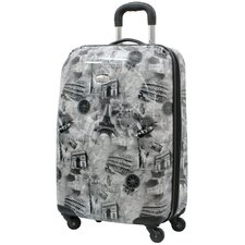 "World Destination 21"" Hardsided Spinner Suitcase"