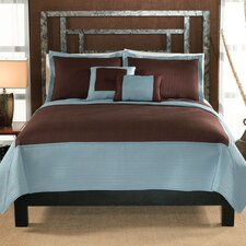 <strong>PEM America</strong> Barclay 3 Piece Quilt Set