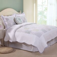 Finch Cove 3 Piece Quilt Set