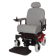 Heavy Duty Power Chair in Red