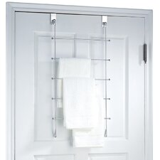 Overdoor Wall Mounted Towel Rack