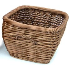 Rustic Willow Bushel Basket
