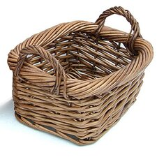 Rustic Willow Basket