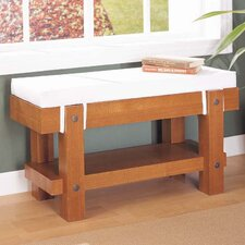 Robust Cushion Bench