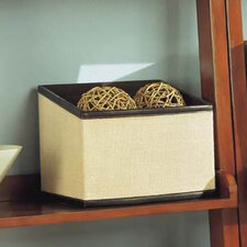 Jute Slant Baskets (Set of 2)