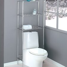 "Metro 24.88"" x 64"" Bathroom Shelf"