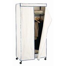"""Storage Wardrobe 73.5"""" H x 38"""" W x 18"""" D Avant"""