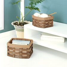 <strong>OIA</strong> Havana Curved Baskets (Set of 2)