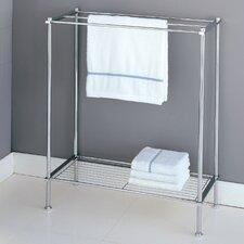 Metro Free Standing Towel Rack