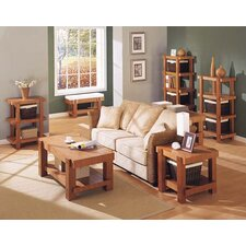 Robust Coffee Table Set