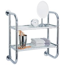 "<strong>OIA</strong> 19.25"" x 18"" Bathroom Shelf"