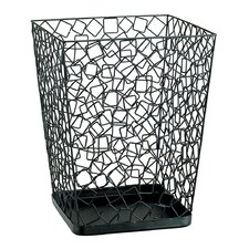 Wire Square Wastebasket