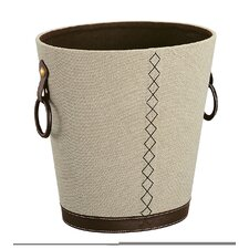 Oval Basket in Beige / Brown