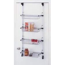 Overdoor Basket Unit