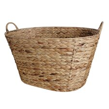 Organize It All Water Hyacinth Basket