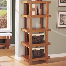 Robust Five Tier Etagere