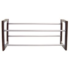 <strong>OIA</strong> 2 Tier Expanding Shoe Rack