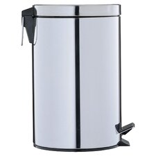 Step-On 3.125-Gal. Round Trash Can