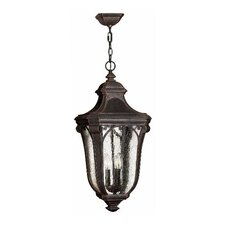 Trafalgar 3 Light Outdoor Hanging Lantern