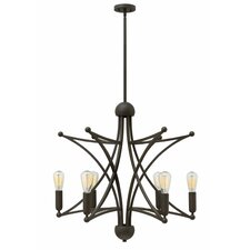 Stella 6 Light Chandelier