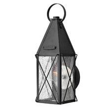 York 1 Light Outdoor Wall Lantern