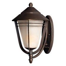 Aurora Outdoor Wall Lantern