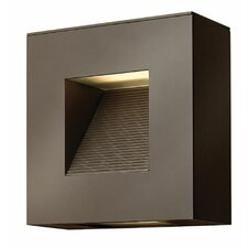 Luna 2 Light Outdoor Wall Sconce
