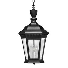 Regal 3 Light Hanging Lantern