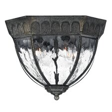 <strong>Hinkley Lighting</strong> Regal Outdoor Flush Mount