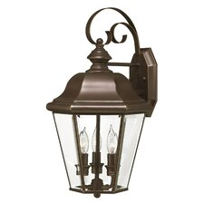 Clifton Park Outdoor Wall Lighting