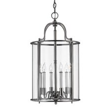 Gentry 6 Light Foyer Pendant