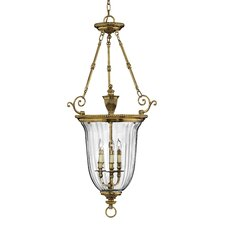 Oxford 3 Light Chandelier Pendant
