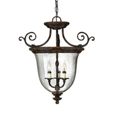 Rockford 3 Light Chandelier I Pendant