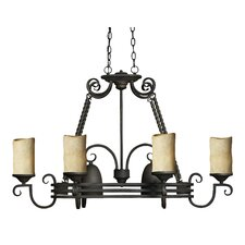 Casa 8 Light Chandelier