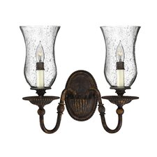 Rockford 2 Light Wall Sconce