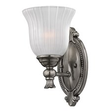 Francoise 1 Light Wall Sconce