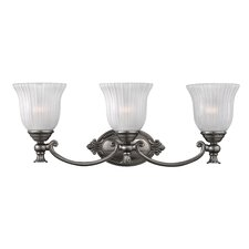 Francoise 3 Light Bath Vanity Light
