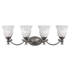 <strong>Hinkley Lighting</strong> Francoise 4 Light Bath Vanity Light