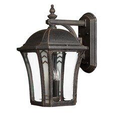 <strong>Hinkley Lighting</strong> Wabash Outdoor Wall Lantern