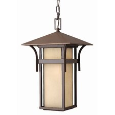 <strong>Hinkley Lighting</strong> Harbor 1 Light Outdoor Hanging Lantern