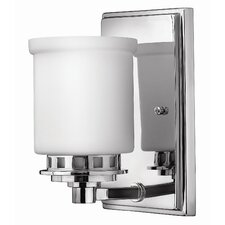 <strong>Hinkley Lighting</strong> Ashley 1 Light Wall Sconce